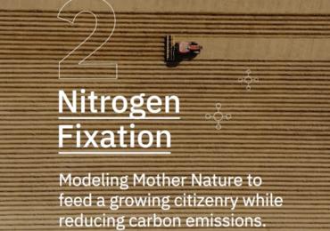 Azotofissazione, Fotoresistenza e riduzione <b>CO2</b>: le sfide di IBM per la sostenibilità