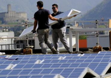 Dovremo spendere un miliardo di franchi per il sole