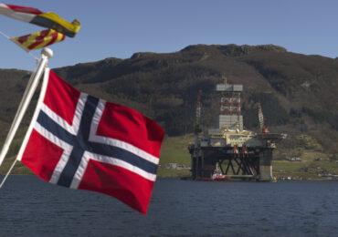 Il grande progetto della Norvegia per la <b>cattura</b> della <b>CO2</b>