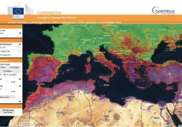 L'estate europea dei mega incendi - Greenreport: economia ecologica e sviluppo sostenibile