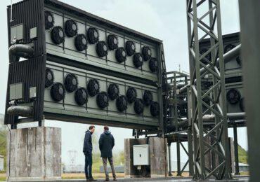 La più grande macchina per la <b>cattura</b> del carbonio è operativa - Ilmeteo.net
